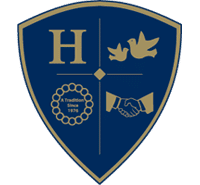 Hohner Funeral home logo Three Rivers